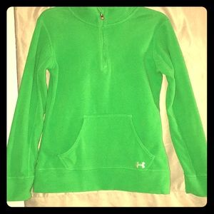 BNWOT Under Armour Light Jacket pullover